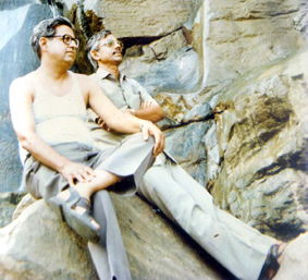 Old is Gold : Rajendra Mathur and SN Vinod