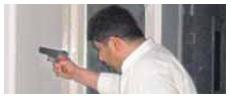 'पिस्तौल' लहराते कुमार संजय त्यागी