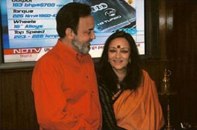 Image result for Prannoy Roy Radhika Roy nDTVE